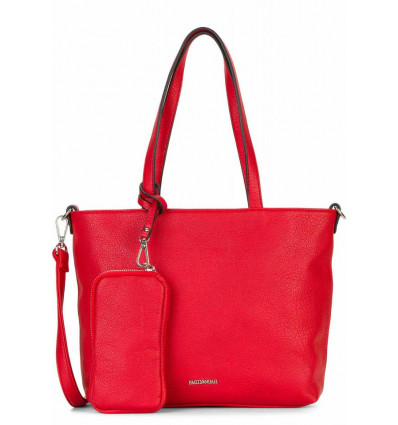 Cityshopper Bag in Bag Surprise 310 Red