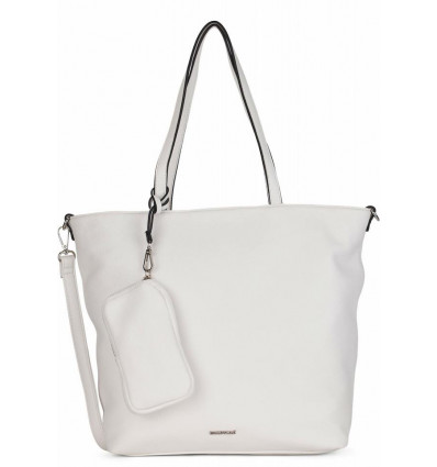 Cityshopper Bag in Bag Surprise 311 White