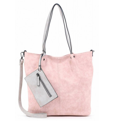 Cityshopper Bag in Bag Surprise 300 Rose/Light Grey