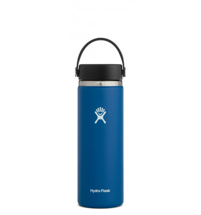 Hydro Flask Drinkfles Wide Mouth 2.0 20Oz - Flex Cap - Cobalt