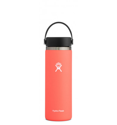 Hydro Flask Drinkfles Wide Mouth 2.0 20Oz - Flex Cap - Hibiscus