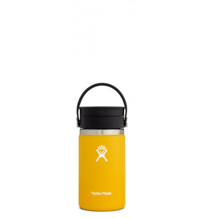 Hydro Flask Thermosfles Wide Mouth 12Oz Flex Sip Lid - Sunflower