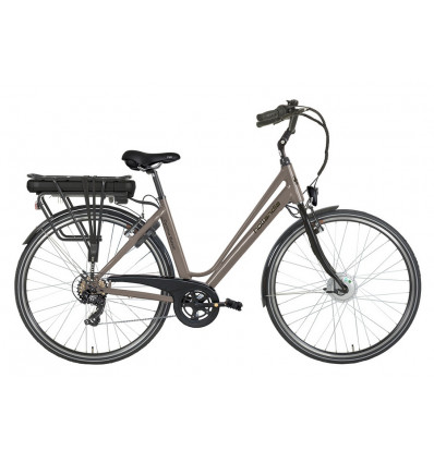Hollandia Optima Basic E-bikes dames 250W Motor + 10,4Ah batterij