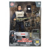 World Peacekeepers, S.W.A.T. agent 30 cm met wapens