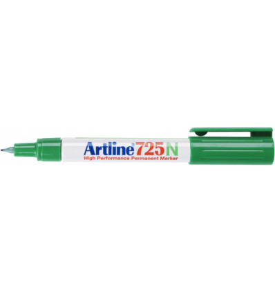 Artline 725 Ex F Punt 0.4mm Groen