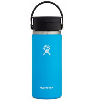 Hydro Flask Thermosfles Wide Mouth 16Oz Flex Sip Lid - Pacific
