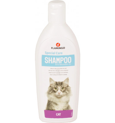 Flamingo Shampoo Care Kat 300 ml