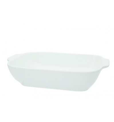 Cosy&Trendy Ovenschotel Valdo 14.7-28.3x20.2xH6cm - New Bone China