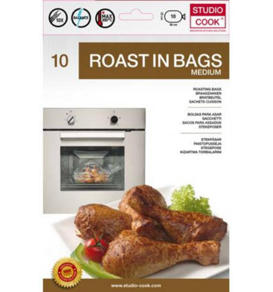 ROAST IN BAGS - XL STUDIO COOK
