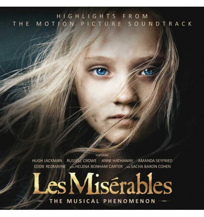 LES MISERABLES ORIGINAL SOUNDTRACK