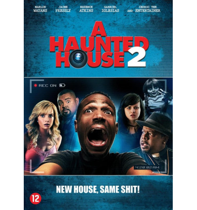 A Haunted House 02 DVD
