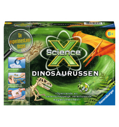 Science X - Dinosaurussen