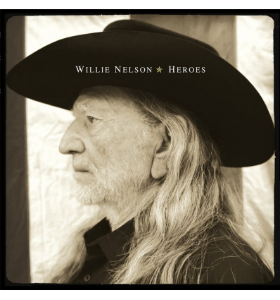 Willie Nelson - Heroes 2LP