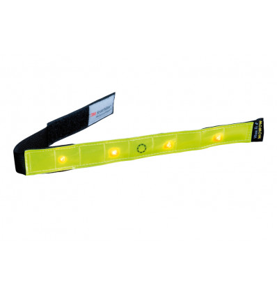 Wowow smart bar reflecterende armband Met LED