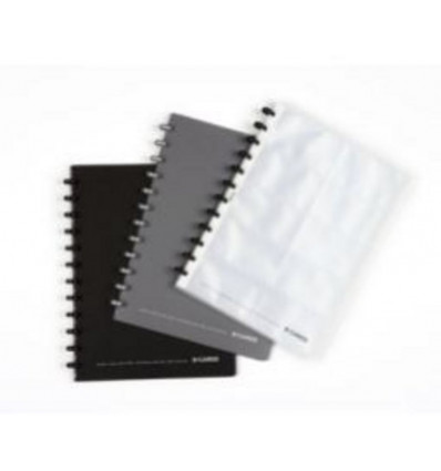 Atoma Visitekaarthouder A4 - PP Opaque 15 hoes - ABC - 300 kaartjes