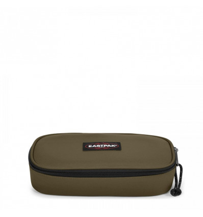 Eastpak Oval Pennenbox Army Olive 22x9x5 cm
