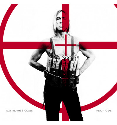 IGGY POP 1CD READY TO DIE
