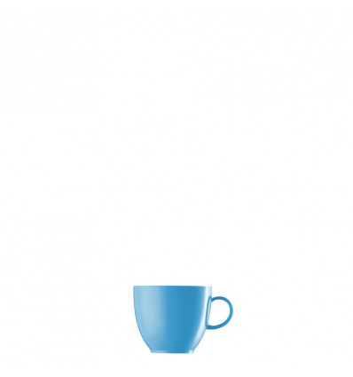 KOFFIETAS HOOG PORSELEIN - 20CL THOMAS - SUNNY DAY WATERBLUE
