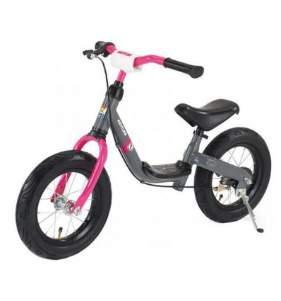 "Kettler Run Air Girl loopfiets 12,5"" Met luchtbanden (2-5j)"