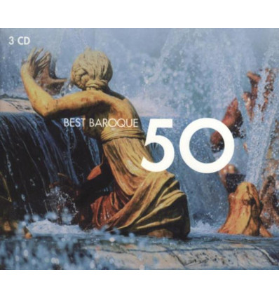 50 Best Baroque 3CD