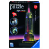 Ravensburger 3D Puzzel Empire State Building Night Edition
