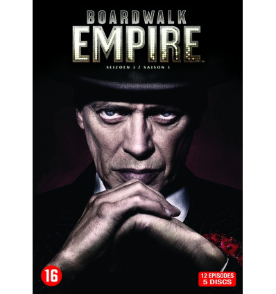 Boardwalk Empire - Season 03 DVD