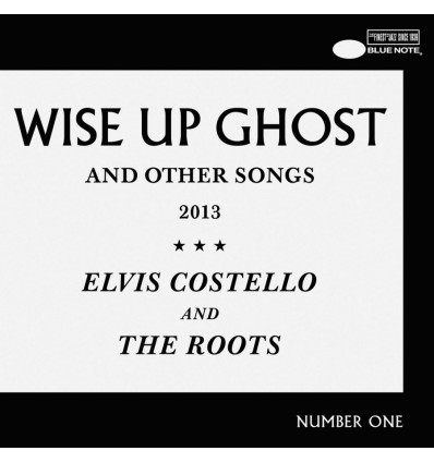 ELVIS COSTELLO & THE ROOTS WISE UP GHOST