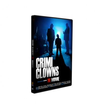 Crimi Clowns 1 1DVD