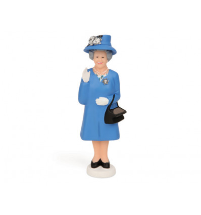 SOLAR QUEEN DERBY EDITION - 19X8X6CM KIKKERLAND - BLUE HAT - CHRIS COLLICOTT