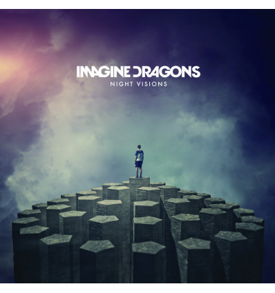 Imagine Dragons - Night Visions 1CD Deluxe Edition