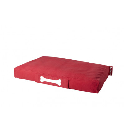 Fatboy Doggielounge Stonewashed Large Red