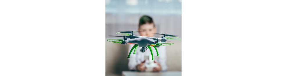 Drones & Helicopters