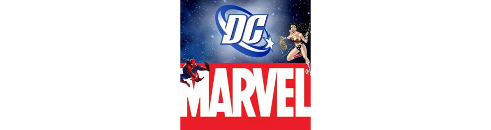Marvel - DC Comics